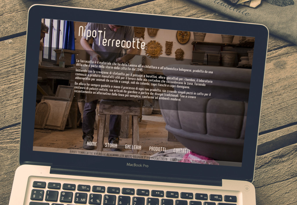 website per artigiani storia
