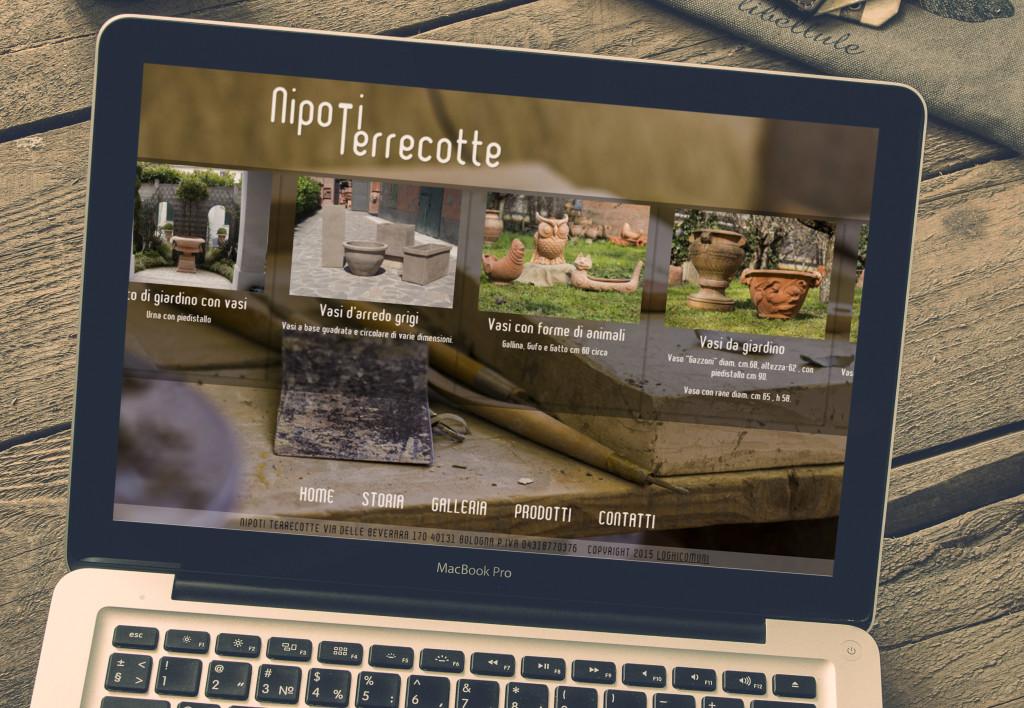 website per artigiani prodotti