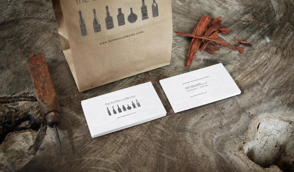immagine coordinata per etichetta di vino