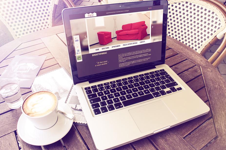 website borghettopanigale