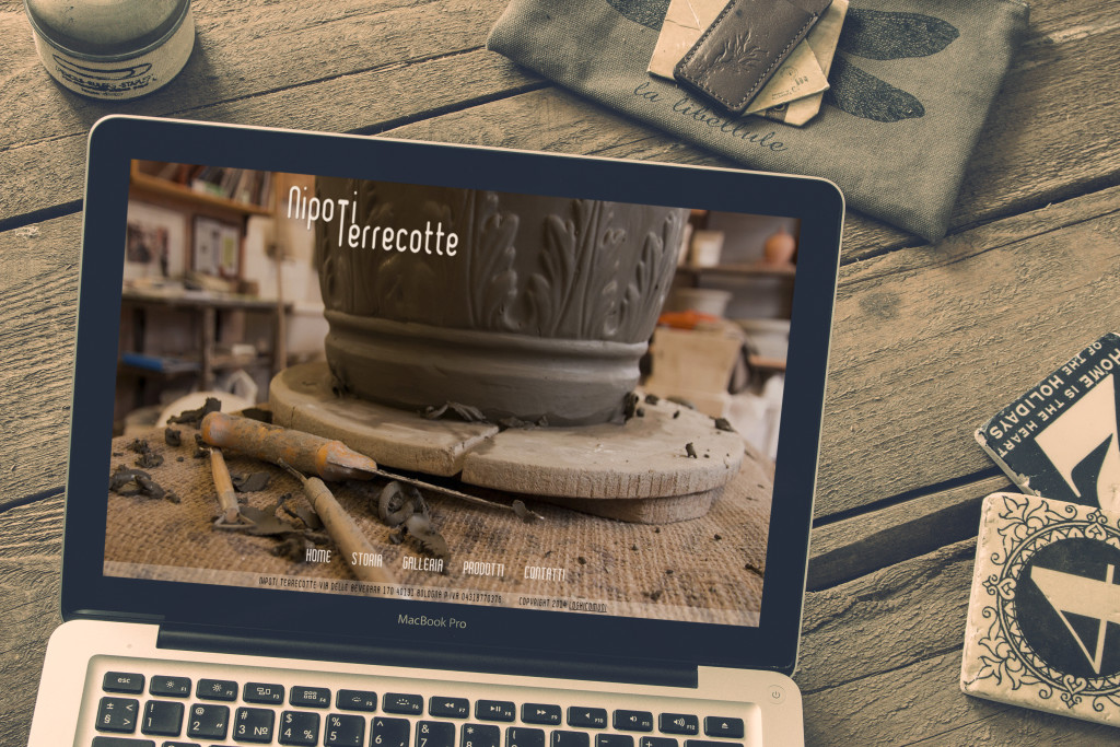 website per artigiani