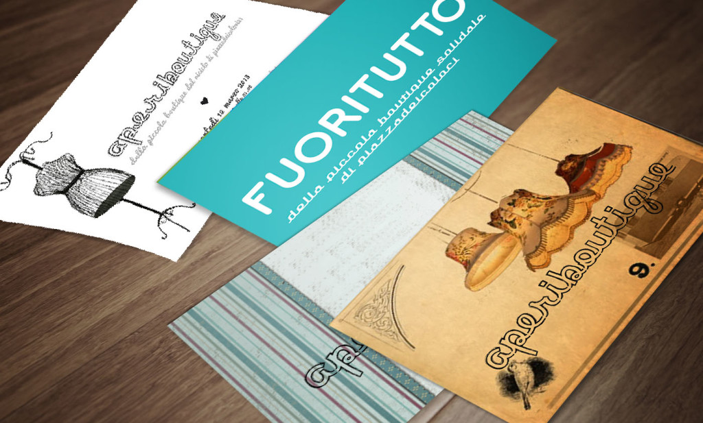 flyer per associazione  AngoloB
