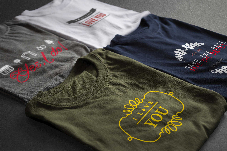 targetta per magliette personalizzate