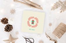 Card natalizie, sei fantasie per pacchetti con personalità